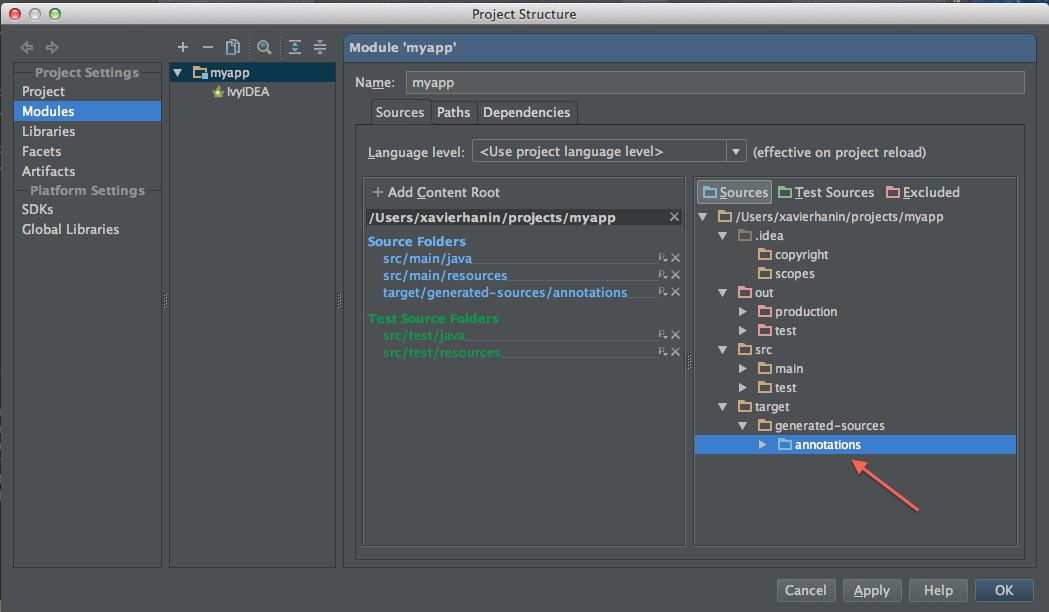 Intellij IDEA Setup ~ RESTX, the lightweight Java REST framework